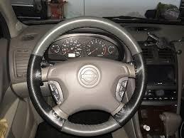 nissan maxima gle 2000 my u002701 wheelskins steering wheel cover install maxima forums
