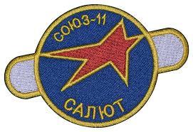 soyuz 11 soviet space mission program sleeve patch 1971 2