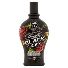How To Go Tanning European Gold Flash Black 200x Ever Indoor Tanning Lotion 12 Fl