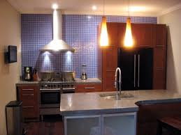 modern kitchen chimney concrete countertops for the kitchen a solid surface on the