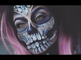 diamond skull tutorial vic brocca youtube