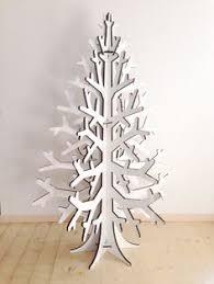 cardboard christmas tree mdf christmas tree large scale winter decorations