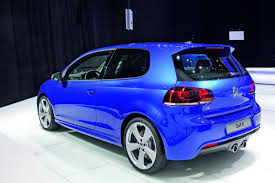 nissan blue paint code geneva 2011 volkswagen r exclusive izes the golf r four times