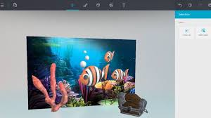 microsoft paint just got a new coat of cool with 3d tools
