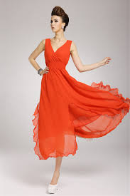 orange dress fashion trends orange dresses to add your attractive appearance