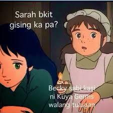 Sarah Memes - sarah ang munting prinsesa takes social media by thunder storm