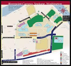 Spokane Map Meet Us At The Corner Of Inspiration And Innovation Spokane