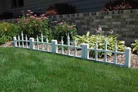 Fencing Ideas For Small Gardens Diy Garden Border Fence Ideas Radionigerialagos
