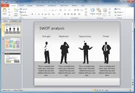 free swot analysis powerpoint template how to create a swot