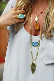 boho style necklace images Boho chic bohemian style for summer 2018 jpg