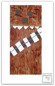 wars craft chewbacca puppet