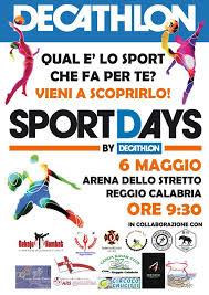 canne si e decathlon l evento decathlon sportdays on tour a reggio calabria sport e