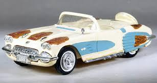 59 corvette convertible smp amt 1959 corvette convertible 3 in 1 built kit