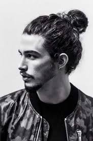 guy ponytail hairstyles men ponytail hairstyles 17 potential hairstyles pinterest