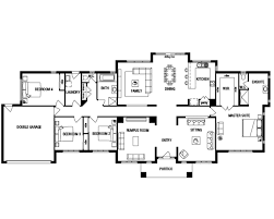 floor plans sydney acreage home designs for modern country living with metricon
