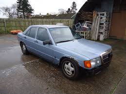 ebay 1988 mercedes 190e 2 6 auto spares or repair scrap donor