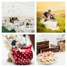 d co mariage vintage décoration mariage vintage 50 idées charmantes