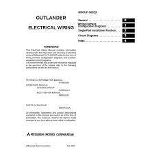 mitsubishi endeavor smoke detector wiring diagram mitsubishi