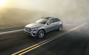 glc midsize suv mercedes benz