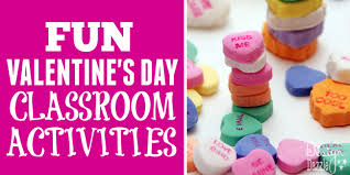 Valentine S Day Decorations For Classroom by Classroom Activities For Valentine U0027s Day Design Dazzle