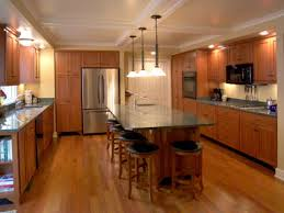 kitchen island that seats 4 red oak wood chestnut amesbury door kitchen island seats 4
