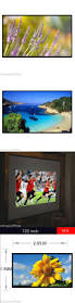 black diamond home theater screen best 25 projector screens ideas on pinterest projection screen