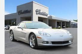 chevy corvette 2007 used 2007 chevrolet corvette for sale pricing features edmunds