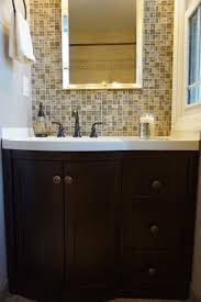 Bathroom Cabinets Bed Bath And Beyond - this our bathroom remodel got madeline collection 36