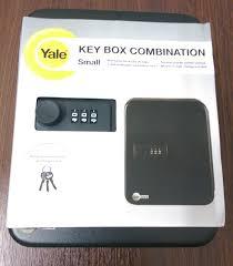 yale ykb 200 cb2 20 hooks security key cabinet box with