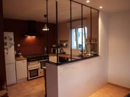 separation de cuisine séparation de cuisine salle à manger creation artisanale
