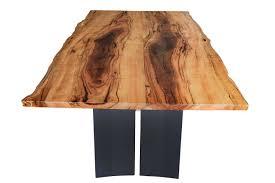 Dining Room Furniture Perth Wa by Blackwood Natural Edge Marri Dining Table Steel Base Bespoke