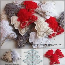 crochet christmas how to diy crochet christmas tree ornament