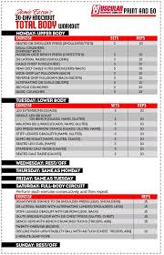 Bench Workout Routine Best 25 Jamie Eason Workout Ideas On Pinterest Jamie Eason