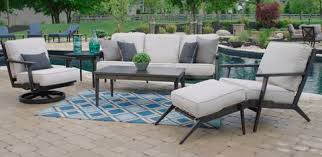 Seating Furniture Outdoor Furniture  Clover Home Leisure - Outdoor aluminum furniture