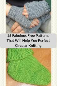 knitting pattern for socks using circular needles 15 fabulous free patterns that will help you perfect circular