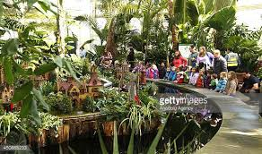 Train Show Botanical Garden by New York Botanical Gardens Stock Photos And Pictures Getty Images