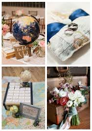 themed pictures 70 travel themed wedding ideas that inspire happywedd