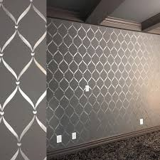 best 25 stenciled accent walls ideas on pinterest accent wall