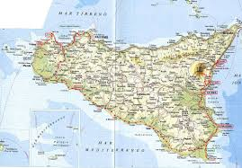 Palermo Italy Map by Discovering Sicily From Catania To Palermo Meczek Travel Blog