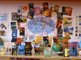 World Map Bulletin Board by 64 Best Reading Takes You Places Images On Pinterest Library