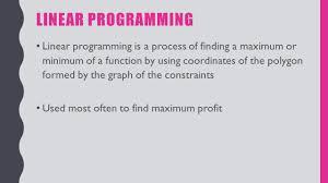 Linear Programming Word Problems Worksheet Linear Programming Equations Jennarocca
