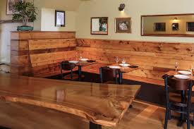 Wooden Bench Seat Designs by Restaurant Design And Construction Stauffer Woodworking