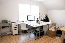two person desk ikea ali edwards design inc blog ae projects in progress the office