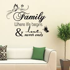 God Bless Our Home Wall Decor by Compare Prices On Happy Family Quotes Online Shopping Buy Low