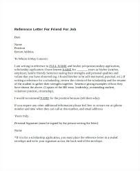 College Letter Of Recommendation From A Family Friend sle recommendation letter from a friend timesjobs me