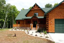 Log Cabins Floor Plans Golden Eagle Log Homes Floor Plan Details Lodge 2838al
