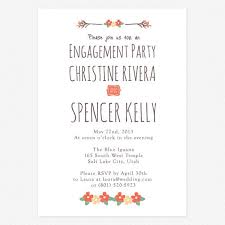 engagement party invitation wording engagement party invitation ideas wedding ideas invites