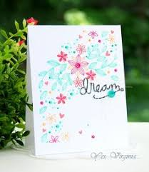 the color scheme handmade greeting cards