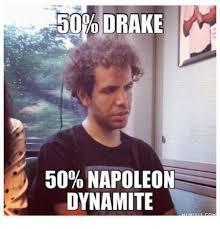 Drake Album Cover Meme - 50 drake 50 napoleon dynamite drake meme on me me