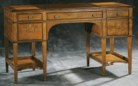 hekman desk leather top hekman furniture leather top leg desk in special reserve finish